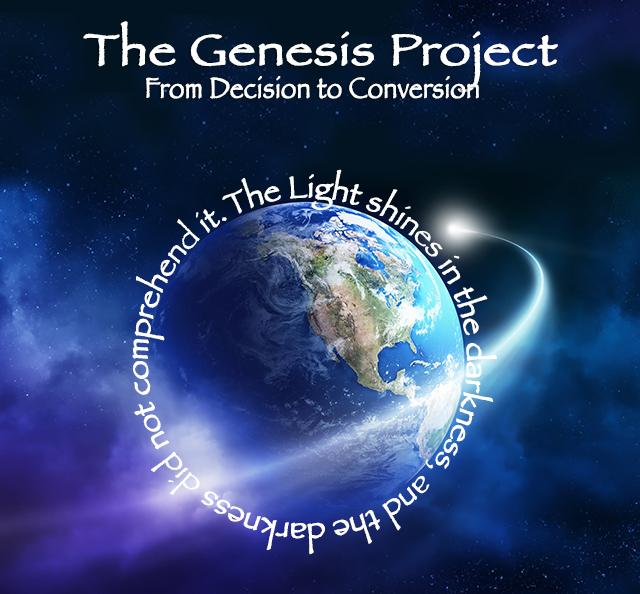 The Genesis Project Logo