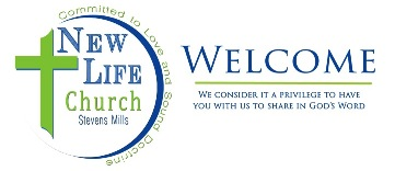 New Life Church Stevens Mills